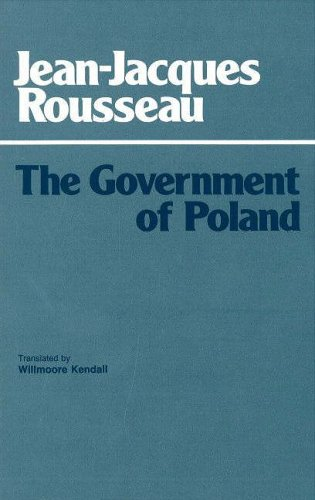 9780915145966: The Government of Poland (Hackett Classics)