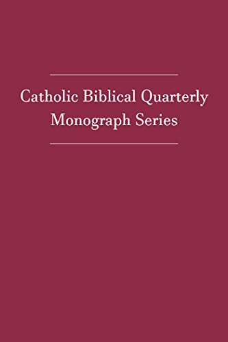 9780915170272: The Use of Arabic in Biblical Hebrew Lexicography (Catholic Biblical Quarterly Monograph Series, 28)