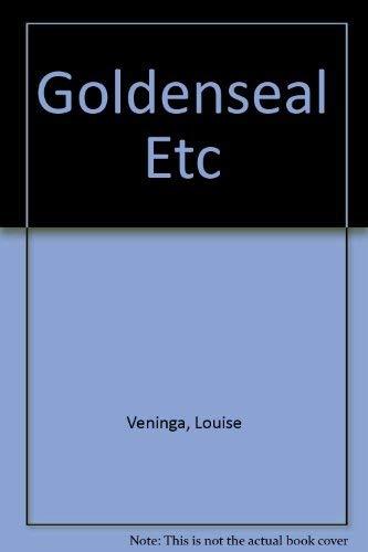 9780915178032: Goldenseal Etc