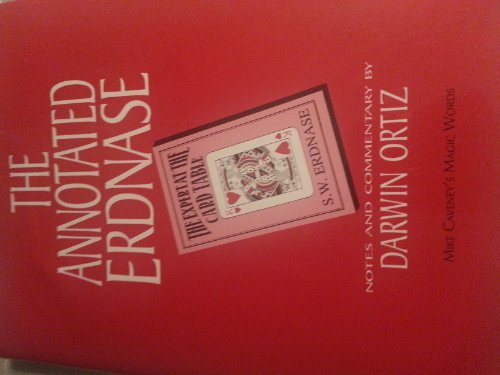 9780915181216: The Annotated Erdnase