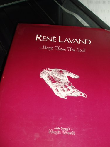 9780915181261: Rene Lavand: Magic from the Soul
