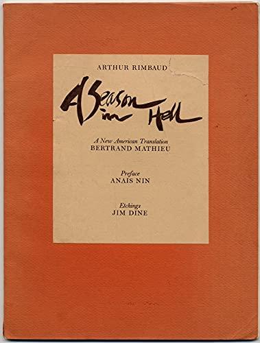 A Season in Hell: Arthur RIMBAUD