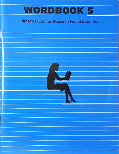 9780915212040: Wordbook 5