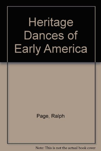 9780915213023: Heritage Dances of Early America
