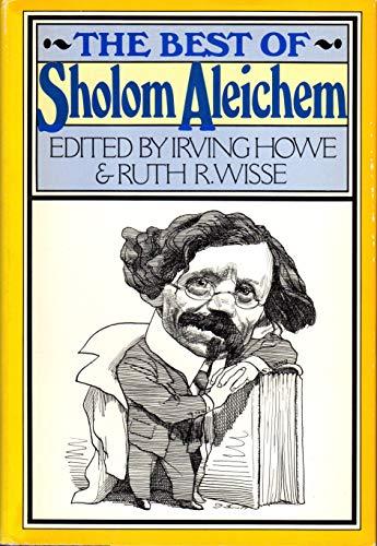 The Best of Sholem Aleichem: Ruth R. Wisse,