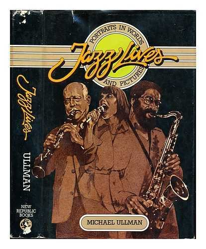 9780915220519: Jazz lives: Portraits in words and pictures