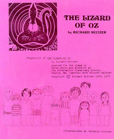 9780915232048: The Lizard of Oz Playscript