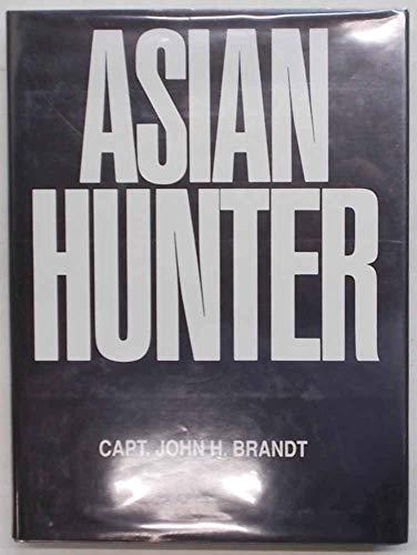 Asian Hunter: John Brandt