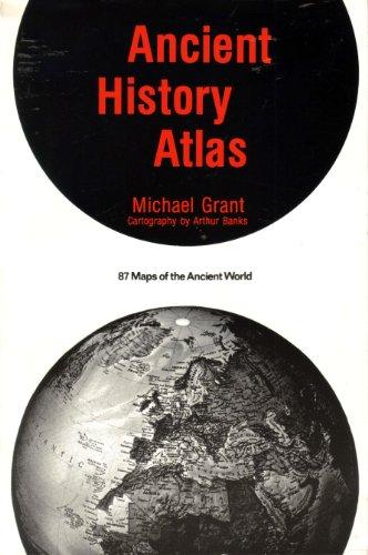 9780915262731: Ancient History Atlas