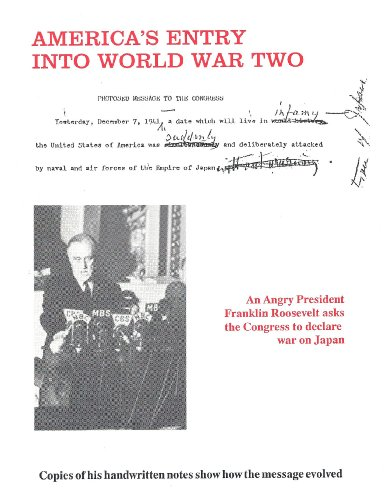 9780915266234: America's Entry into World War Two