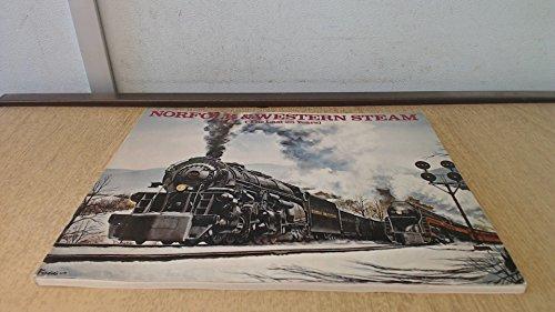 Norfolk & Western Steam (The Last 25: Rosenberg, Ron, and