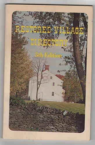 Restored Village Directory