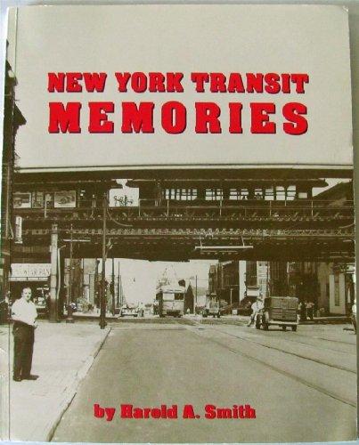 9780915276561: New York Transit Memories