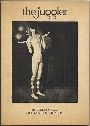 The Juggler [ Signed By The Illustrator]: Fox, Siv Cedering