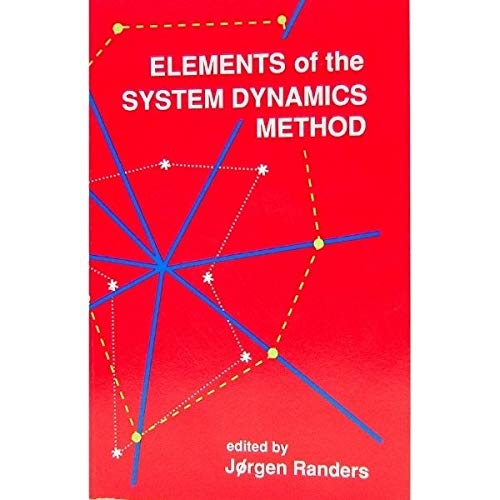 9780915299393: Elements of the System Dynamics Method