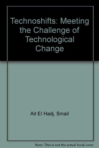 9780915299836: Technoshifts: Meeting the Challenge of Technological Change