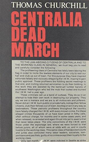 9780915306176: Centralia Dead March