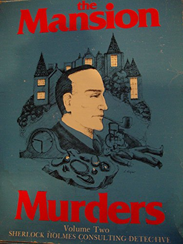 The Mansion Murders (Sherlock Holmes Consulting Detective): Gary Grady (Author)