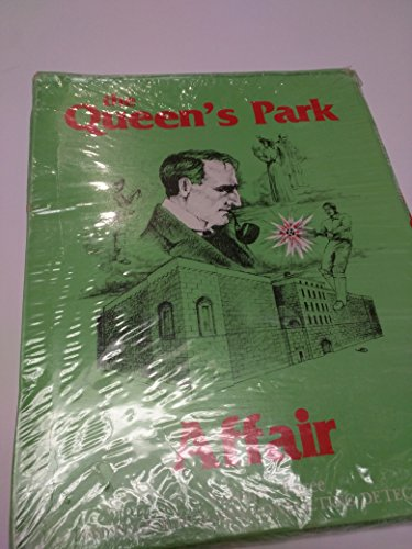 9780915341054: The Queens Park Affair Sherlock Holmes Consulting Detective