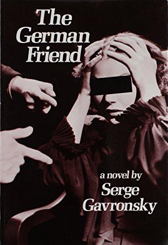 9780915342426: The German Friend