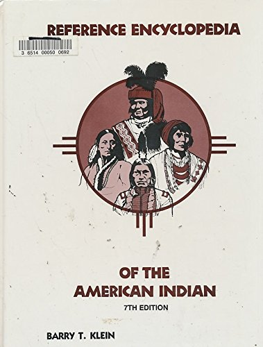 9780915344451: Reference Encyclopedia of the American Indian, 7th Edition