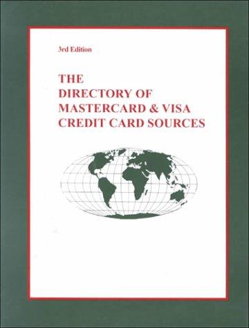 Directory of Mastercard and Visa Credit Card: John Crow