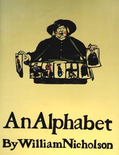An Alphabet: Nicholson, William