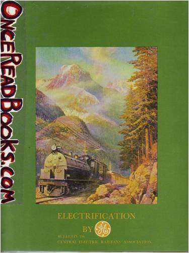 9780915348169: Electrification By GE