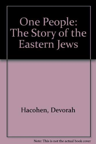 9780915361182: One People: The Story of the Eastern Jews