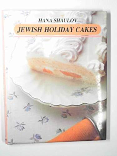 9780915361502: Jewish Holiday Cakes