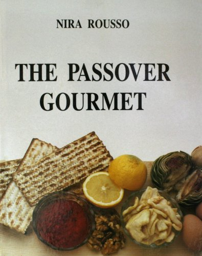 9780915361663: The Passover Gourmet