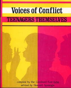 Voices of Conflict Teenagers Themselves: Teenagers Themselves