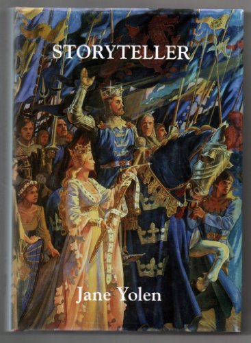 STORYTELLER: Yolen, Jane.