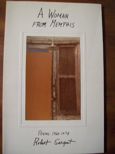 9780915380077: A woman from Memphis: Poems, 1960-1978