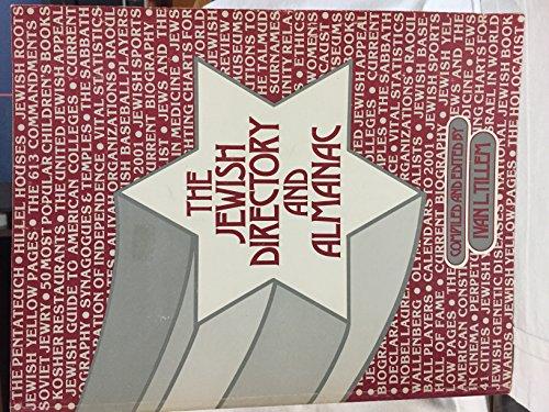 The Jewish Directory and Almanac: Volume 1: Ivan Tillem