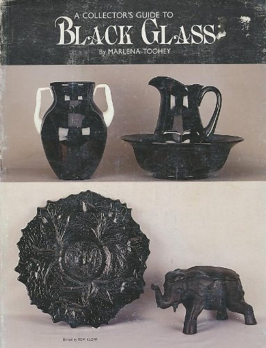 9780915410477: A Collector's Guide to Black Glass