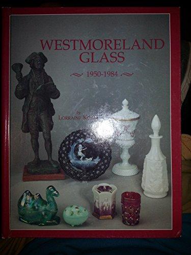Westmoreland Glass, 1950-1984: Lorraine Kovar