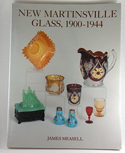 9780915410859: New Martinsville Glass, 1900-1944