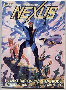 The Original Nexus (First Comics Graphic Novel: Baron, Mike