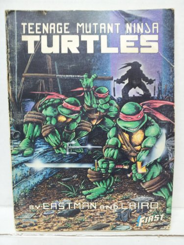 9780915419098: Teenage Mutant Ninja Turtles I