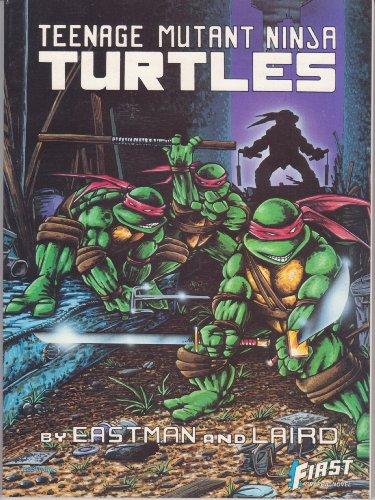 Teenage Mutant Ninja Turtles I: Eastman, Kevin B.;