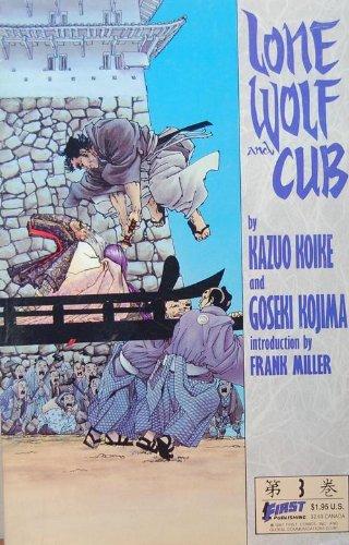 9780915419128: Title: Lone Wolf Cub Lone Wolf Cub First Classics