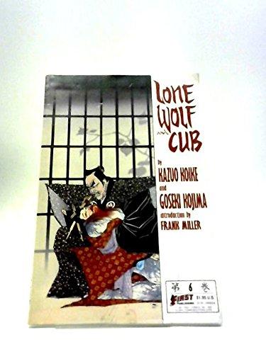 9780915419128: Lone Wolf & Cub