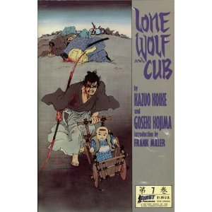 9780915419166: Title: Lone Wolf and Cub 7