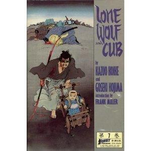 9780915419166: Lone Wolf & Cub