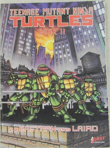 Teenage Mutant Ninja Turtles 2 (Teenage Mutant Ninja Turtles (Yearling)) (9780915419227) by Kevin B. Eastman; Peter Laird