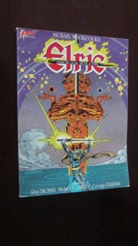 9780915419241: Elric: Sailor on the Seas of Fate