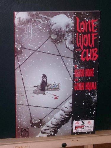 9780915419555: Lone Wolf & Cub