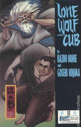9780915419647: Lone Wolf & Cub, #35 (Lone Wolf & Cub (First Classics))