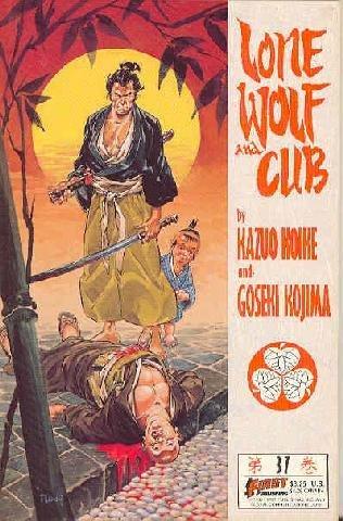 9780915419661: Lone Wolf & Cub